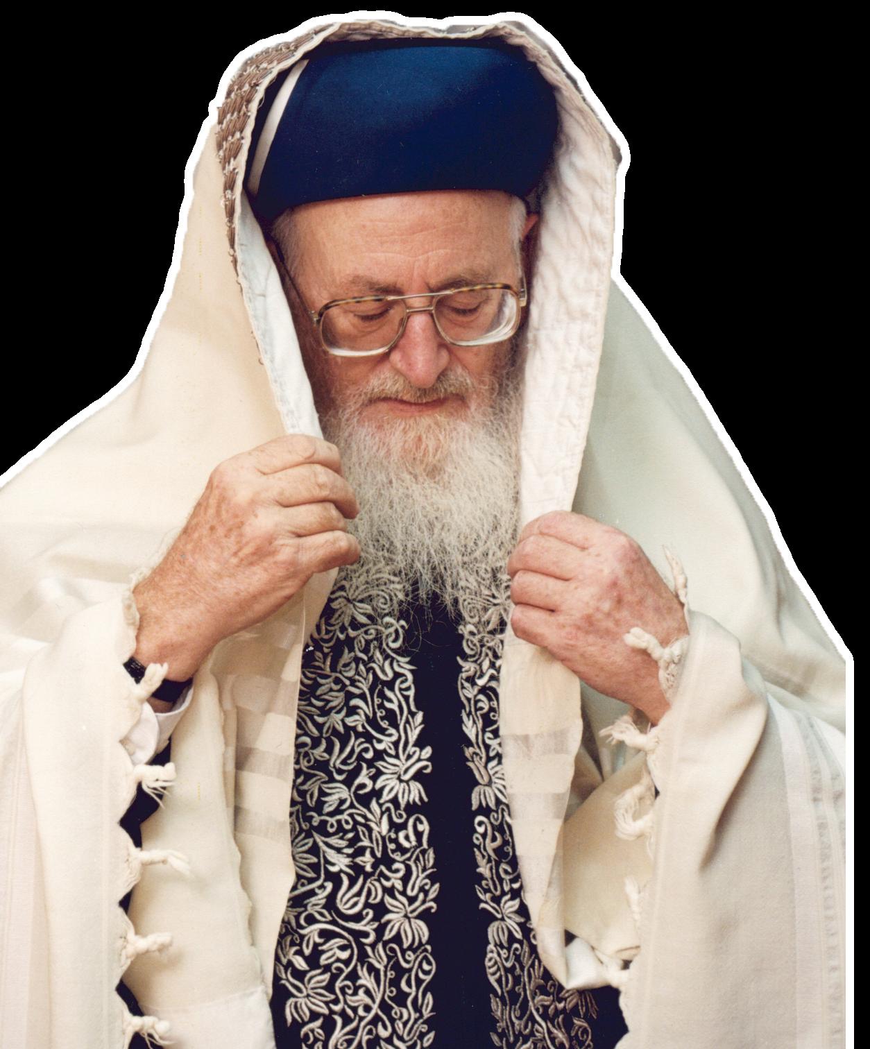 קודשא הרב מרדכי אליהו